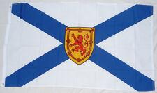 NOVA SCOTIA FLAG - Alba Nuadh - Nouvelle-Écosse Canada province canadian 5 x 3ft