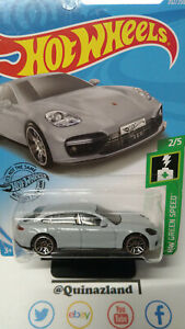 Hot Wheels First Editions Porsche Panamera Turbo S E-Hybrid 2019-202 (CP05)