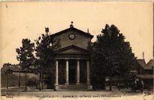 CPA PARIS (12e) Eglise Notre-Dame de Bercy. Place Lachambeaudie (539197)