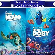 Finding Nemo (Dvd, 2-Disc Collector's Set 2003) Free Shipping New & Sealed