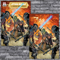 🔥 STAR WARS HIGH REPUBLIC #1 WILL SLINEY VARIANT SET FEATURING THE NIHIL NM!