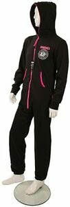Brand New Ramones All In One Jumpsuit Black Pink  L, XL
