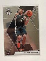 2019-20 Panini Mosaic Keldon Johnson Rookie #238 San Antonio Spurs RC 🔥🔥🔥
