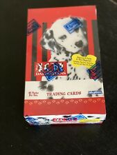 101 Dalmations Trading Cards, Brand New- 48 pack box