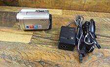 Sony Handycam DCR-SR68 80GB Digital Video Camera W Battery/Charger/Memory Card