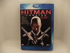 BLUE RAY HITMAN UNRATED VERSION JAPANESE/BOX BAD CONDITION/DVD