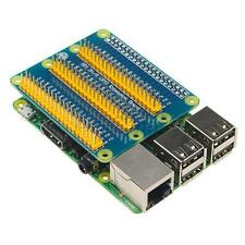 New GPIO Expansion Board Raspberry Pi Shield for Raspberry PI 2 3 B B+ W/ Screws