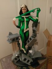 Sideshow Rogue Comiquette Statue with Exclusive Print + Unnumbered (RARE)