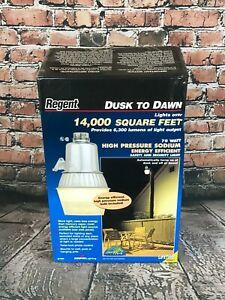 Regent Dusk to Dawn Safety & Security Light HPS Bulb 120V Auto ON/OFF