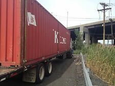 40' shipping container storage container conex box in Cleveland, OH