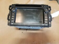 2007-2009 Chevy Tahoe GPS Display Screen OPT UVB with Warranty OEM