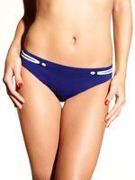 Chantelle Tanganica Mid Rise Bikini Brief 6523 Fully Lined Bottoms Swimwear