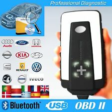 NEW 2017 BLUETOOTH CAR TRUCK DIAGNOSTIC AUTO OBD CODE SCANNER SOFTWARE BEST TOOL