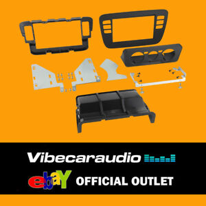 CT23VW21 -Car Stereo Double Din Fitting Kit VW UP! 2012 - 2017