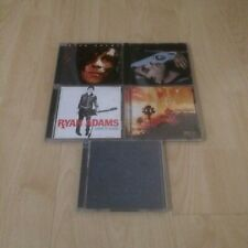 RYAN ADAMS - COLLECTION / JOB LOT / BUNDLE OF 5 CD ALBUMS EXCELLENT CONDITION