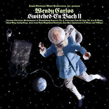 Wendy Carlos - Switched-On Bach II (2) CD