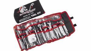 Windzone Universal Tool Kit Essential Pouch For Harley Saddlebag Tour Pak EK-1HD