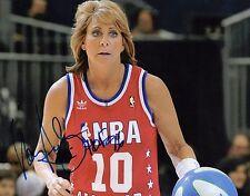 Nancy Lieberman Sacramento Kings Signed 8x10 Lom Coa (Ph1670)
