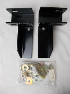 Fits; Ford F-150 Headache Rack Hardware Mounting Installation Kit 1997-2003
