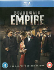 BOARDWALK EMPIRE - BLU-RAY (COMPLETE SECOND SEASON) ***NEW / SEALED***