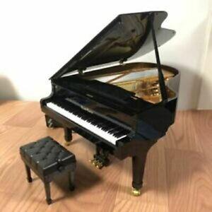SEGA TOYS Black Grand Pianist 1/6 scale miniature grandpiano Great Condition