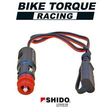 Shido DC1.0 / DC4.0 8A Cigarette Lighter Socket Adapter