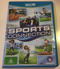 New listing Sports Connection Wii U, 2012 PAL