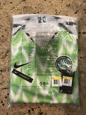 Nike 2018 Nigeria World Cup Home Jersey Small 100% AUTHENTIC!!