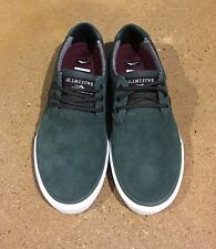 Lakai Daly Olive Suede Size 5 US BMX DC Skate Shoes Sneakers