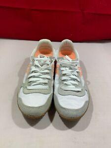Saucony Women's White/Pink Bullet Shoe Size 7US