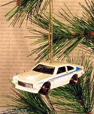 CHEVY VEGA CHRISTMAS ORNAMENT White/Blue/Red rare XMAS