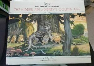 They Drew As They Pleased HIDDEN ART OF DISNEY'S GOLDEN AGE The 1930s Signed