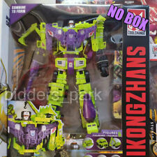 Transformers Devastator 6 In 1 Action Figure Engineering Truck Robot NO BOX