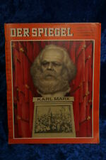 The Mirror 18/68 29.4.1968 Karl Marx