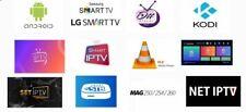 Smartv / Android TV activation 12 Mois ( France, Portugal, Espagne)