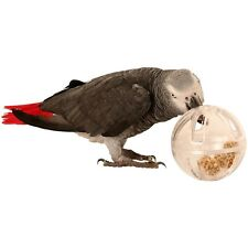 Buffet Party Ball Creative Foraging Toy for Parrot, African Greys, Cockatoos etc
