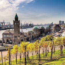 Städtereise Hamburg Panorama Hotel Gutschein Kurz Urlaub Hafen Städtetrip Reise