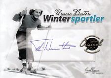 Felix Neureuther (DEU) 3.WM 2017 St.Moritz Ski Alpin original signiert/signed !