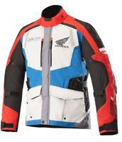 Giacca moto Honda Alpinestars Andes V2 DryStar jacket impermeabile 977