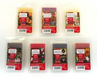 New Ashland Scented 2.5 Oz Wax Melt Cubes Assorted Lot of 7 - 12 Pack Each