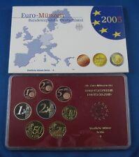 MBN Deutschland BRD 2005 off.KMS Polierte Platte A