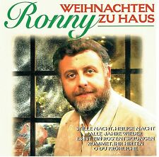 (CD) Ronny - Weihnachten Zu Haus -  Kling, Glöckchen, Kling, O Tannenbaum (1968)