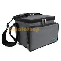 Sea Coarse Carp Fishing Tackle Bag Waterproof Box Bait Storage Carry Shoulder