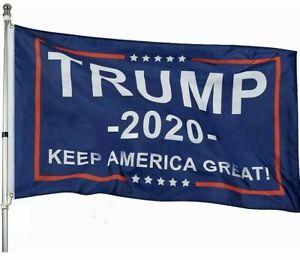 1x TRUMP 2020 KEEP AMERICA GREAT Republican Party Fahne Flagge Flag 90 x 150 #B