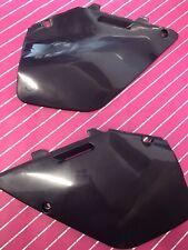Rm 125 250 1996-2000 Side Panels Nos Acerbis Dark Purple Suzuki