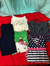Girls Mixed Lot Clothing Size 10/12, 5 piece