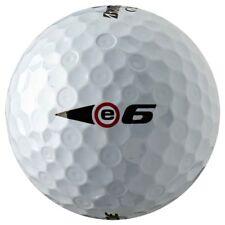 48 Bridgestone e6 (Latest 2017 Model) Lake Golf Balls - PEARL / GRADE A - Ace