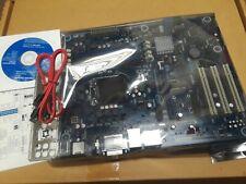 New Intel DH77KC BLKDH77KC ATX board with accessories , LGA 1155, 4 x ddr3