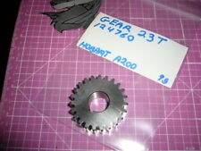 Gear, 23T, 124760, Hobart A200, A-200 Mixer, Cleaned
