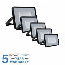FARO FARETTO LED SMD V-TAC 10W 20W 30W 50W 100W SLIM DA ESTERNO IP65